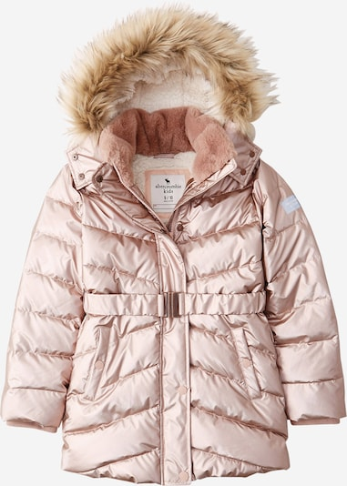 Abercrombie & Fitch Parka 'ADVENTURE' in rosa, Produktansicht