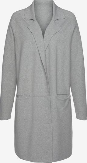 LASCANA Mantel in graumeliert, Produktansicht
