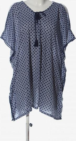 Tchibo Strandbekleidung in XXL in blau / weiß, Produktansicht
