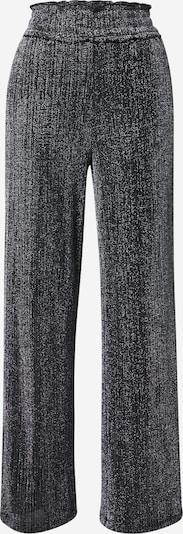VERO MODA Pantalon en gris argenté / noir, Vue avec produit