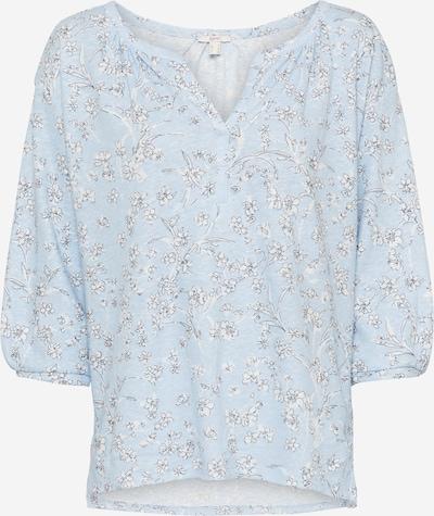 ESPRIT Tričko - kouřově modrá / noční modrá / bílá, Produkt