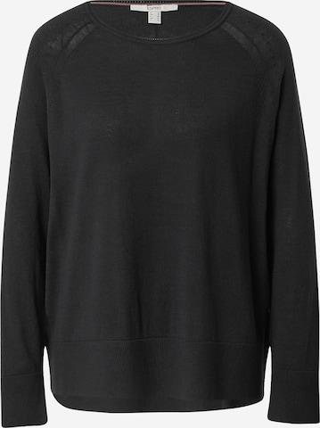 ESPRIT Sweater in Black