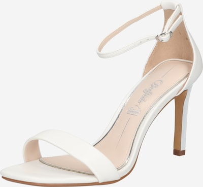 BUFFALO Sandal 'ROSABELLA' in White, Item view