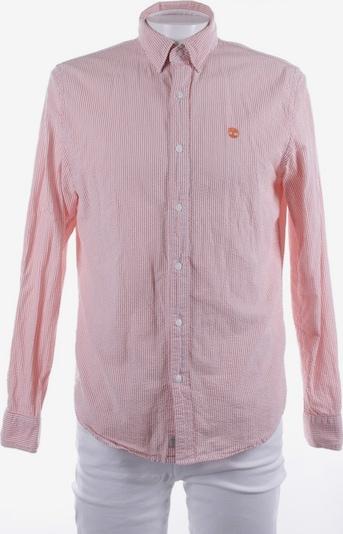 TIMBERLAND Freizeithemd / Shirt / Polohemd langarm in M in weiß, Produktansicht