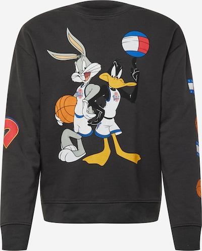Tommy Jeans Sweatshirt in mischfarben / schwarz, Produktansicht