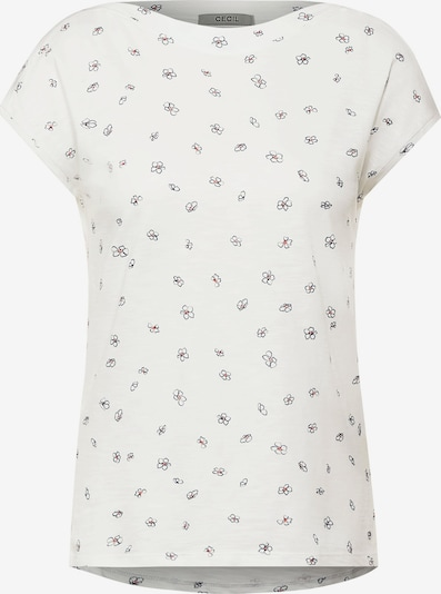 CECIL Shirts i sort / hvid, Produktvisning