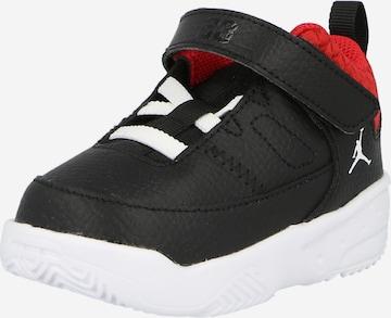 melns Jordan Brīvā laika apavi 'Max Aura 3'