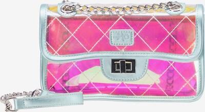 MYMO Umhängetasche in blau / pink, Produktansicht