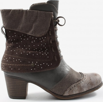 MUSTANG Dress Boots in 40 in Brown