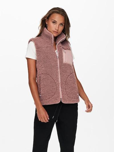 ONLY Vest 'Ellen' in Rose, View model