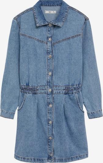 MANGO Dolga srajca 'LUNA' | modra barva, Prikaz izdelka
