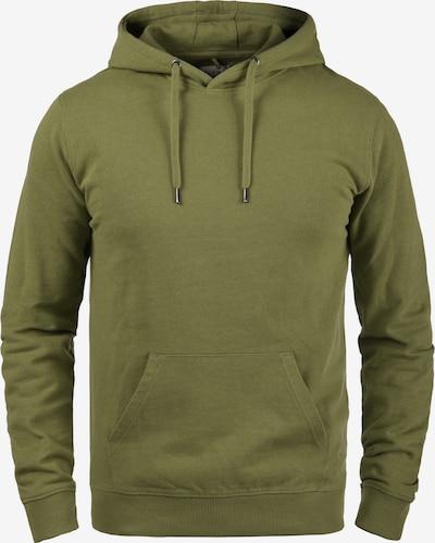 BLEND Hoodie Damian in grün: Frontalansicht