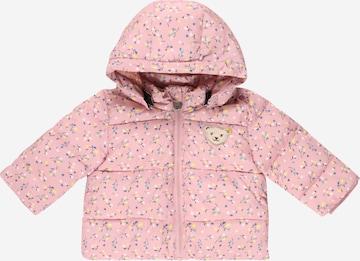 Giacca di mezza stagione di Steiff Collection in rosa