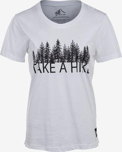Whistler Funktionsshirt in schwarz / weiß, Produktansicht