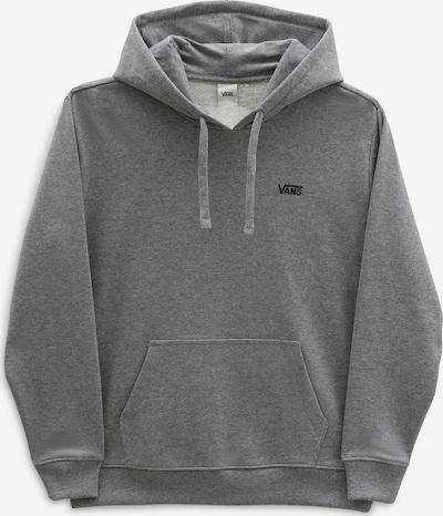 VANS Sweatshirt in grau / schwarz, Produktansicht