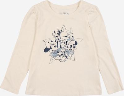 GAP Shirt in creme / navy / hellblau, Produktansicht