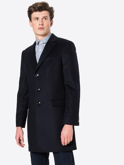 Tommy Hilfiger Tailored Prehoden plašč | temno modra barva, Prikaz modela