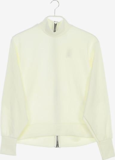Stradivarius Sweatshirt in S in weiß, Produktansicht