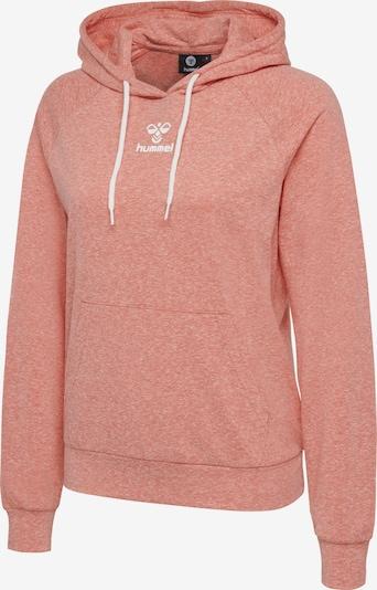 Hummel Hoodie in pink, Produktansicht