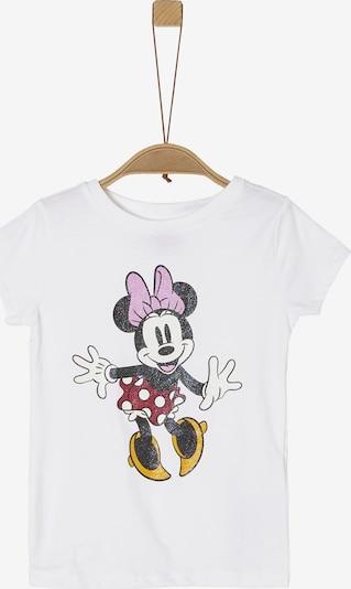 s.Oliver Shirt in mischfarben / weiß, Produktansicht