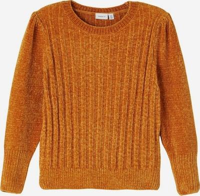 NAME IT Pull-over en orange, Vue avec produit