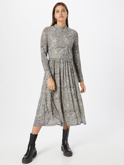 Esprit Collection Šaty - sivá / biela, Model/-ka