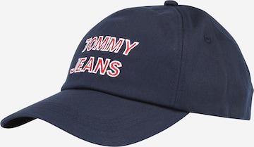 Tommy Jeans Nokamüts, värv sinine