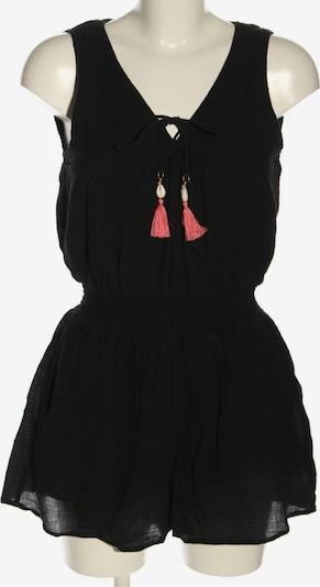 Seafolly Kurzer Jumpsuit in S in rot / schwarz, Produktansicht