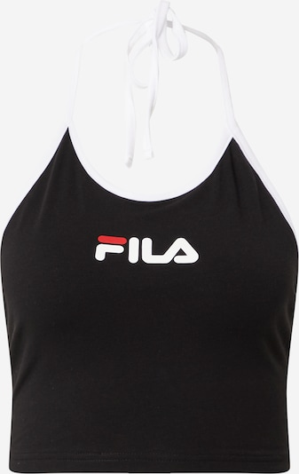 FILA Top 'BEBE' - černá / bílá, Produkt