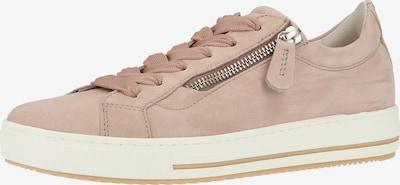 GABOR Sneaker in pink / altrosa, Produktansicht