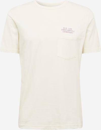 Lee T-Shirt in blau / grün / rot / naturweiß, Produktansicht