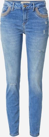MOS MOSH Jean 'Bradford Mercury' en bleu / bleu clair, Vue avec produit