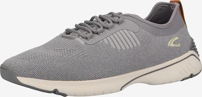 CAMEL ACTIVE Sneaker in braun / pastellgelb / grau, Produktansicht