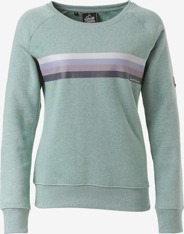 Lakeville Mountain Sweatshirt 'Mira' in Green