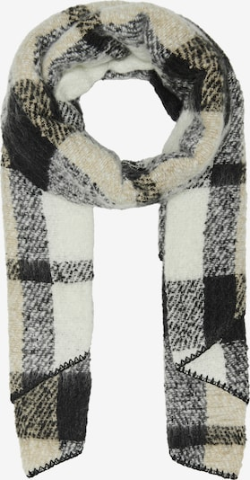 ONLY Scarf 'LIMA' in Beige / Black / White, Item view
