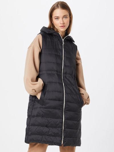 OAKWOOD Weste 'MAGGY' in schwarz, Modelansicht