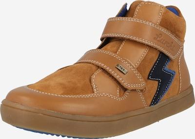 LURCHI Sneaker in navy / braun, Produktansicht