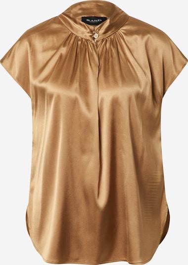 SAND COPENHAGEN Blouse 'Prosi' in de kleur Goud, Productweergave