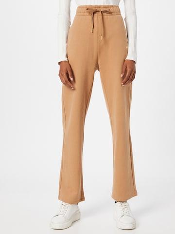 BOSS Casual Pants 'Emayla' in Beige