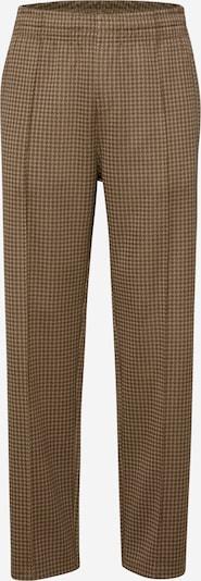 WEEKDAY Панталон 'Ken' в кафяво / светлокафяво, Преглед на продукта