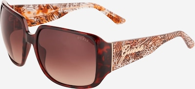 GUESS Слънчеви очила в кафяво / бледорозово, Преглед на продукта
