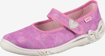 SUPERFIT Flats in Pink