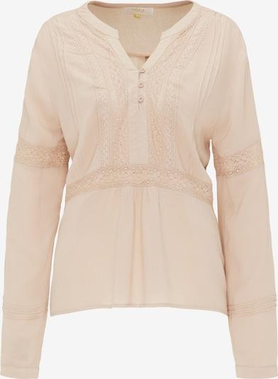 usha FESTIVAL Bluse in beige, Produktansicht