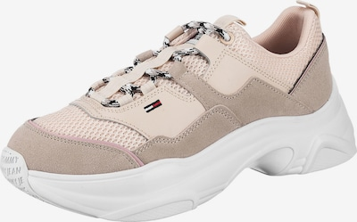 Sneaker low Tommy Jeans pe bej / crem, Vizualizare produs
