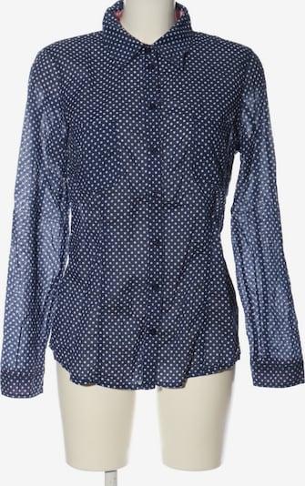 SET Hemd-Bluse in S in blau / weiß, Produktansicht