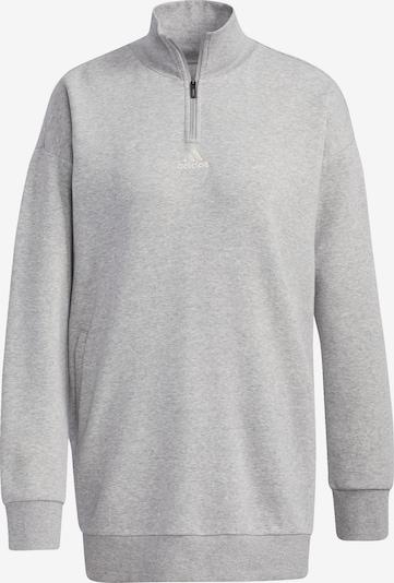ADIDAS PERFORMANCE Sweatshirt in hellgrau, Produktansicht
