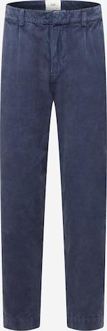 Pantalon à pince 'SIGNAL PANT' Folk en bleu