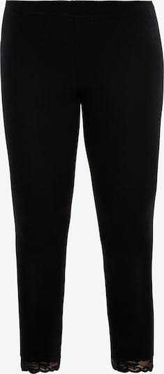 TRIANGLE Leggings in schwarz, Produktansicht