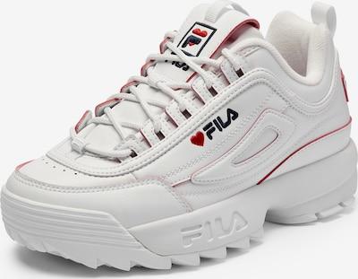 FILA Sneaker in navy / karminrot / weiß, Produktansicht
