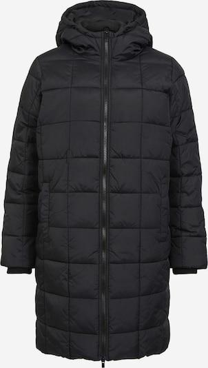 VILA Wintermantel in de kleur Zwart, Productweergave